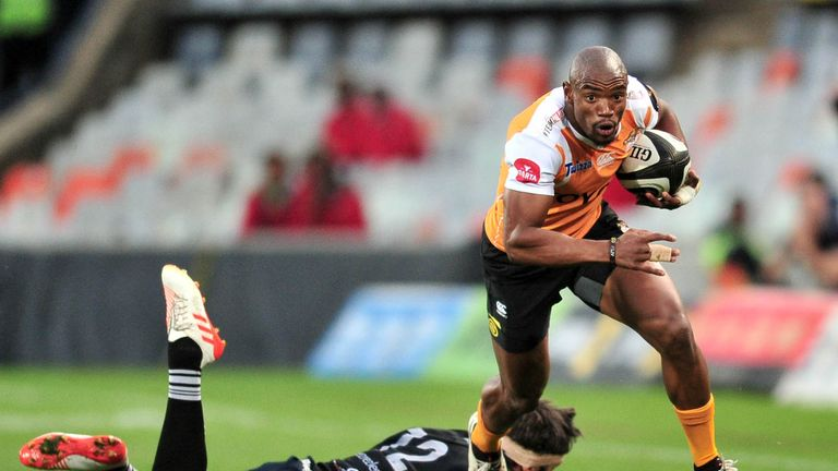 Mapimpi will be a big loss for the Cheetahs