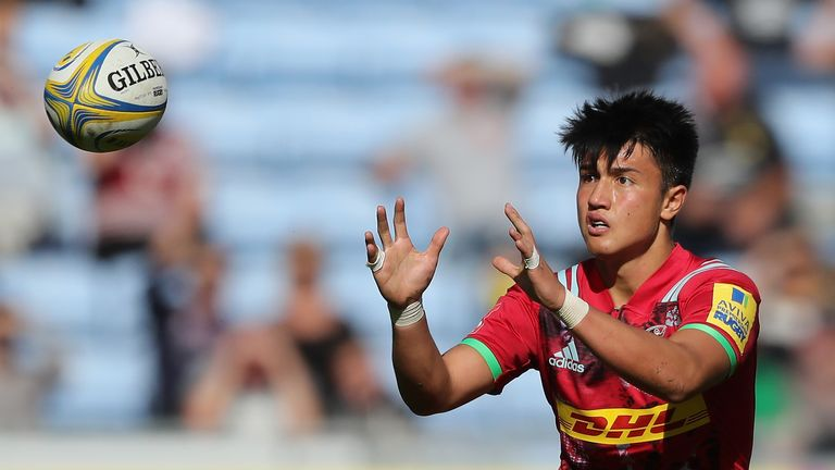 Can 18-year-old Marcus Smith guide Quins to European success on their return?