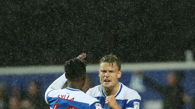 Matt Smith scoring for QPR