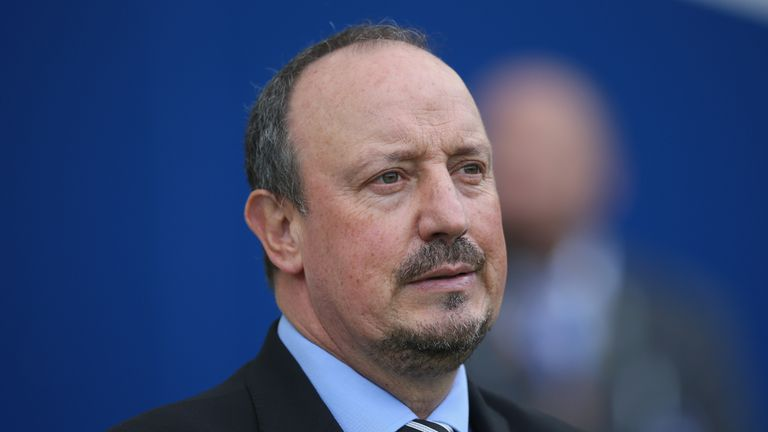 Rafael Benitez was left aggrieved with decisions that went against Newcastle in their 1-0 defeat to Brighton