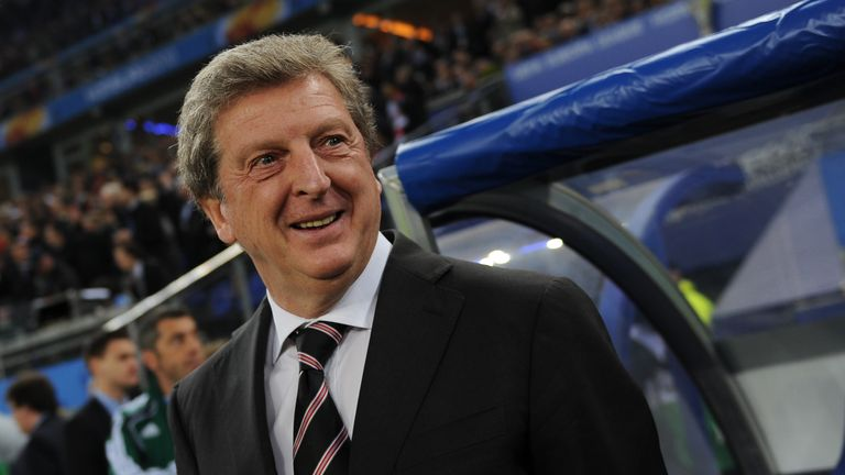 Roy Hodgson guided Fulham to the Europa League final in 2010