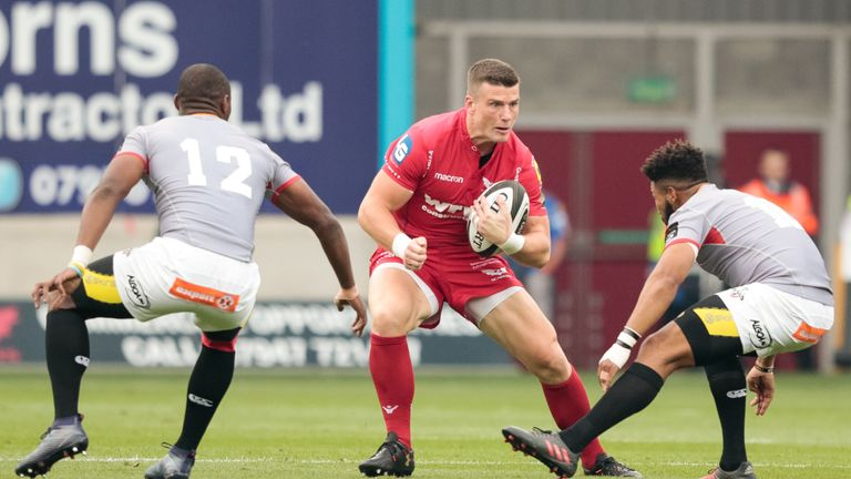 Scarlets will lose some key players including Scott Williams
