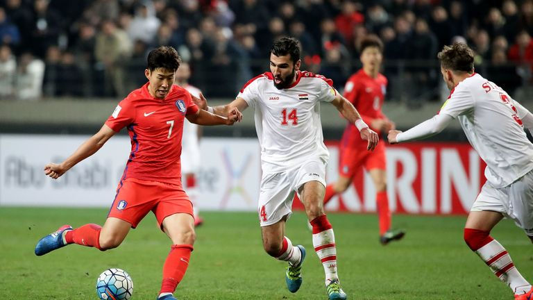 Last-Minute Equalizer Keeps Syria Somehow Alive In World Cup Qualifying