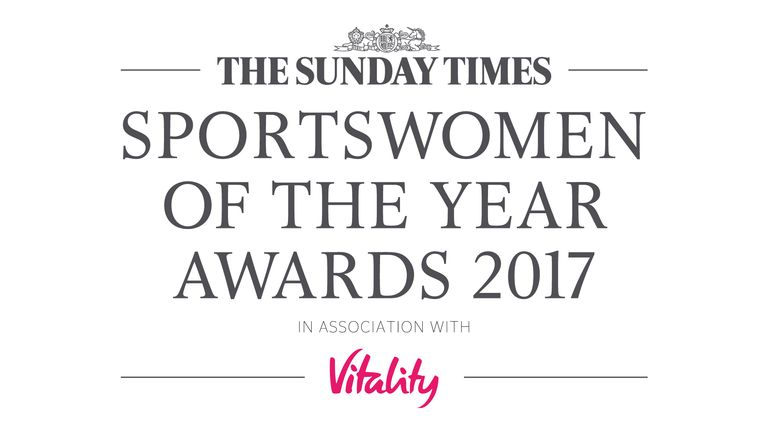 Sunday Times Sportswomen of the Year Awards in association