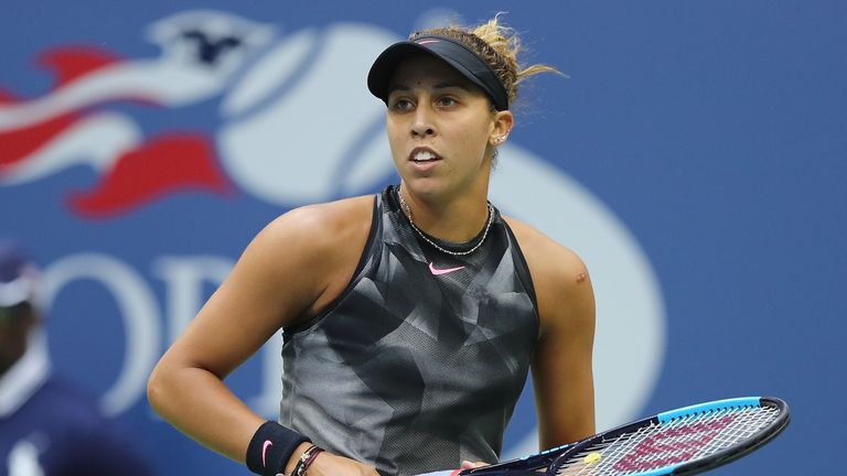 Keys made far too many unforced errors during Saturday's final