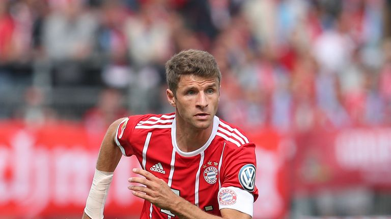 Thomas Muller was subject to offers from Liverpool over the summer, according to the German press