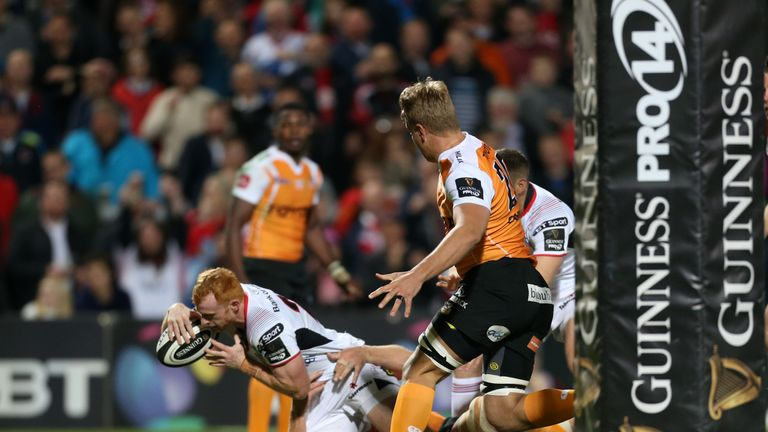 The Cheetahs have struggled in their two PRO14 games so far