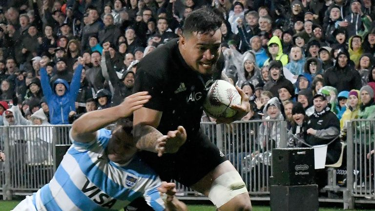 Vaea Fifita doesn't even make the bench despite his outstanding display against Argentina