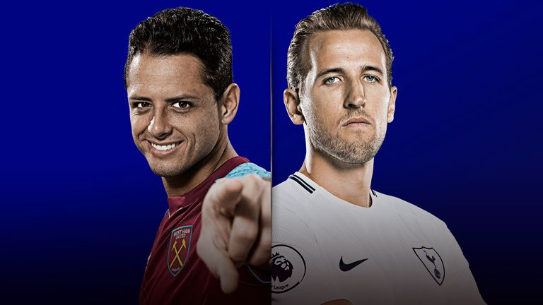 Watch West Ham United v Tottenham Hotspur, live on Sky Sports Premier League from 11.30am on Saturday
