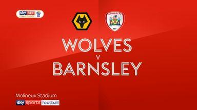 Wolves 2-1 Barnsley