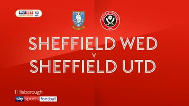 Sheffield Wed 2-4 Sheffield Utd