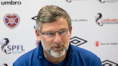 New Hearts manager Craig Levein is disappointed by Rangers pursuit of Jamie Walker
