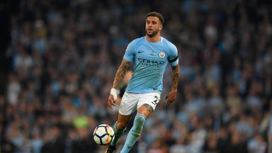 fifa live scores - Kyle Walker says Manchester City's losing run felt like relegation battle
