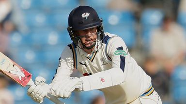 Steven Patterson struck an unbeaten 44 to guide Yorkshire to victory
