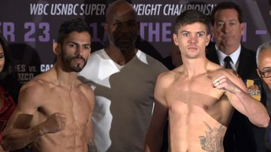 Luke Campbell challenges WBA lightweight champion Jorge Linares this weekend