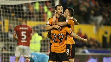 Wolves host Bristol Rovers on Tuesday night