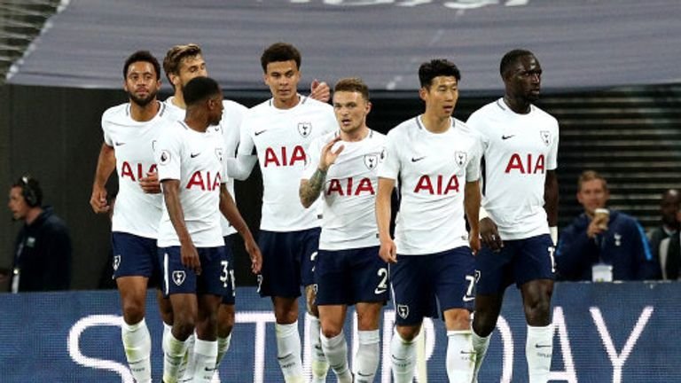Dele Alli's goal was enough to send Spurs through to the fourth round