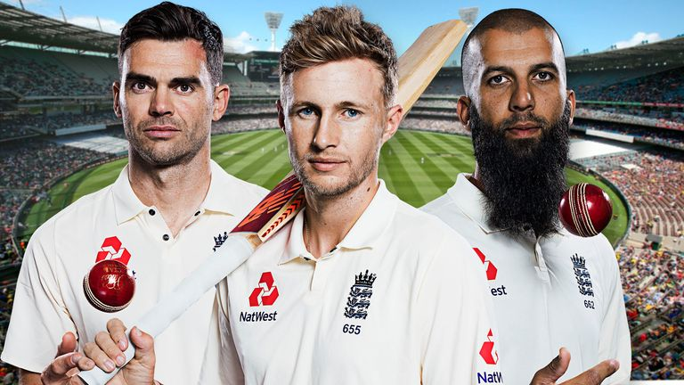 England Ashes Squad Announcement