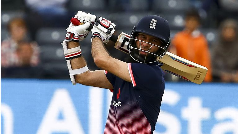 England's Moeen Ali hits out at Bristol