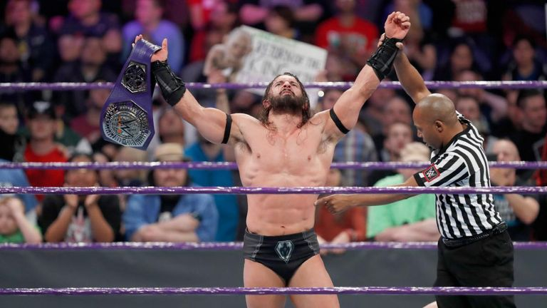 Few have come close to Neville since he won the Cruiserweight Championship at Royal Rumble back in January.