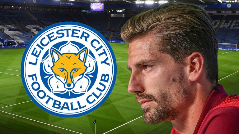 Adrien Silva is finally available to Leicester City