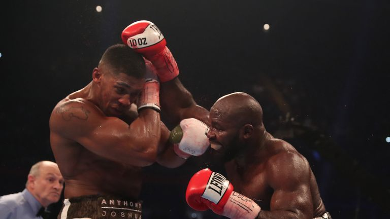 Anthony Joshua to fight Alexander Povetkin in London in September