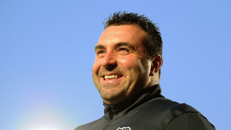 Caretaker manager Unsworth wants full-time Everton job