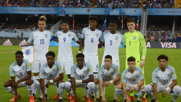 Nothing to fear: England Under 17 coach Cooper