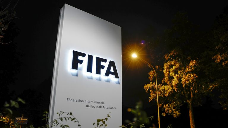 FIFA have suspended the Pakistan Football Federation