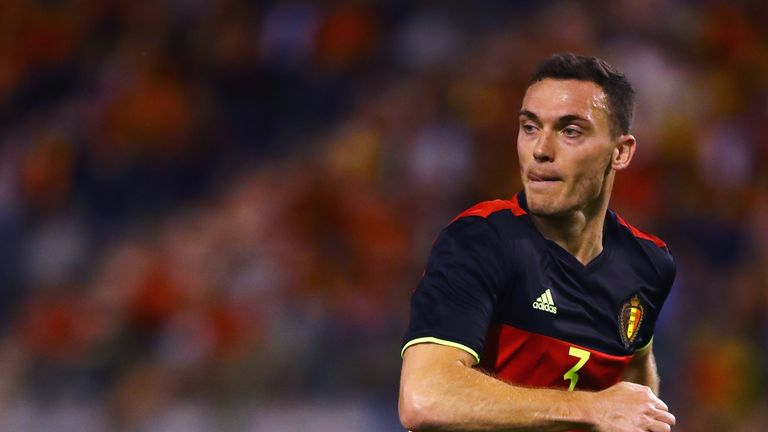 Barcelona defender Thomas Vermaelen quiet on Everton reports