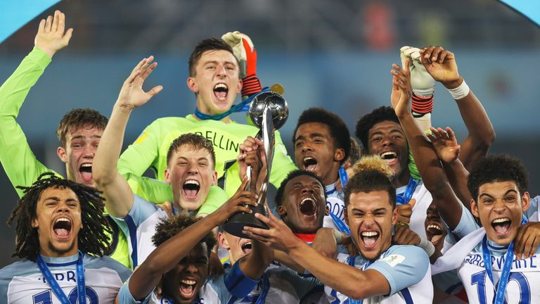 Image result for england u17 world cup
