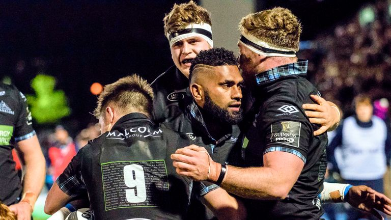 Glasgow will be hoping to ignite their European campaign against Montpellier this weekend