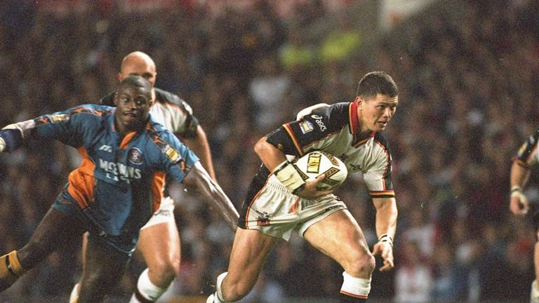 The 1999 Grand Final proved one of the most controversial, as Henry Paul put Bradford in front before they had a second try ruled out