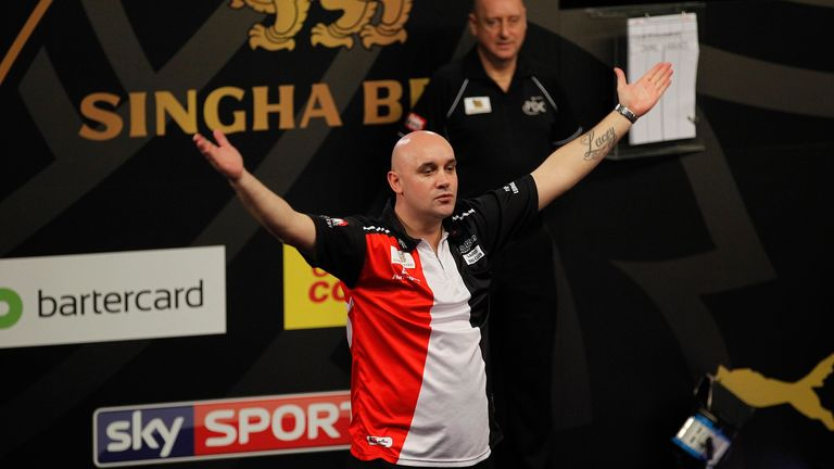 Jamie Hughes appearance will delight the Wolverhampton Civic Hall crowd
