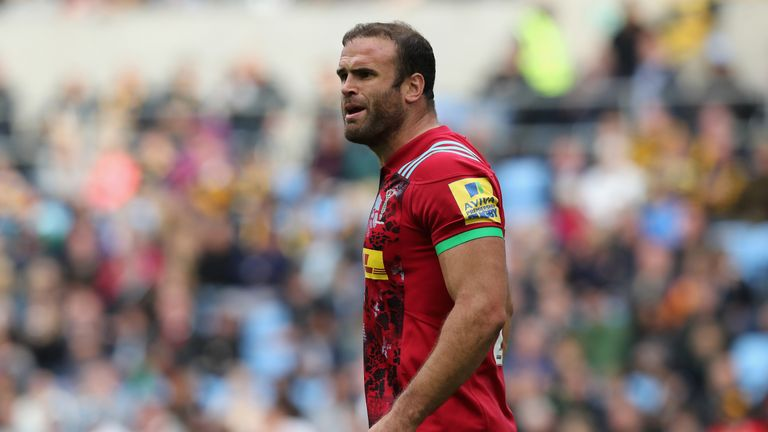 Jamie Roberts will play for Bath next season