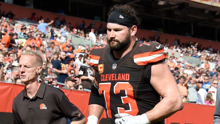 Joe Thomas is retiring following 11 seasons in the NFL