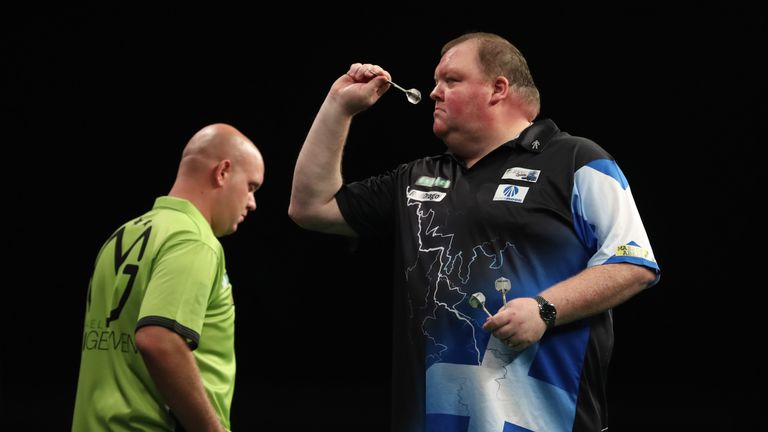 After his startling victory over MVG, just who is John Henderson?