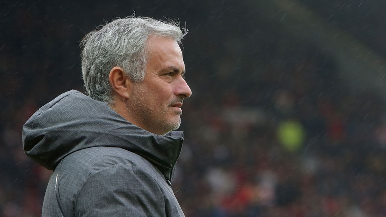 Jose Mourinho praised his players' attitude after their latest win