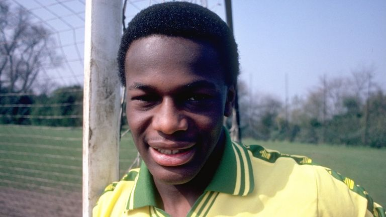 Justin made his professional debut for Norwich in December 1978