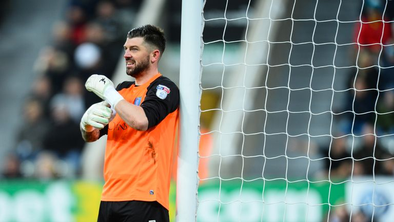Keiren Westwood is out of the Republic squad with a rib issue