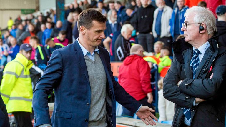 Lee McCulloch leaves Kilmarnock by mutual consent