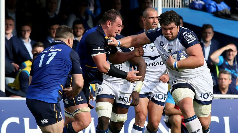 Leinster made hard work of securing victory from a game they seemed in control of for long stages