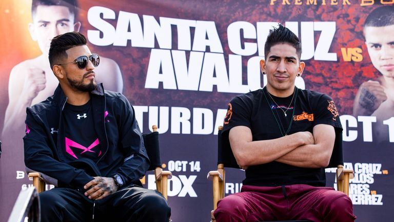 Mares could secure a rematch with Santa Cruz when they appear on same bill