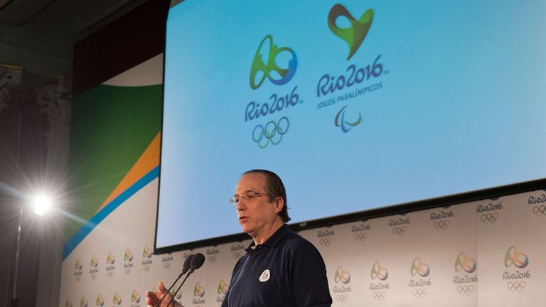IOC suspends Olympic official Nuzman in vote-buying case