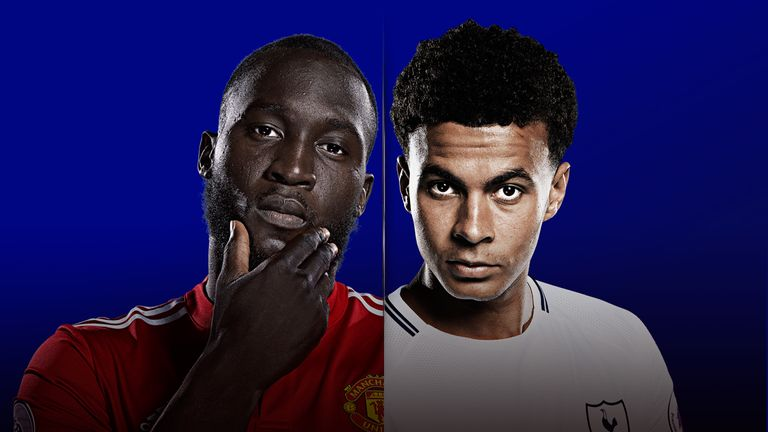 Watch Manchester United vs Tottenham live on Sky Sports Premier League from 11.30am on Saturday