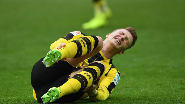 Marco Reus makes heartbreaking admission about fitness