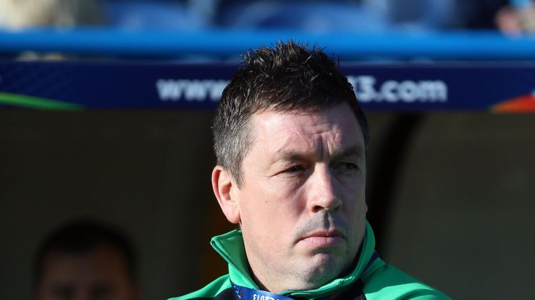 Mark Aston says Ireland need an international calendar