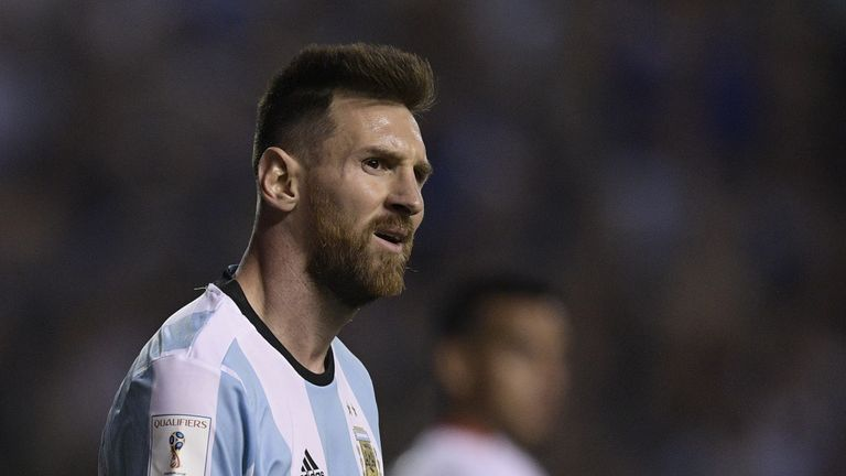 Argentina are in danger of missing next year's World Cup in Russia after drawing 0-0 with Peru