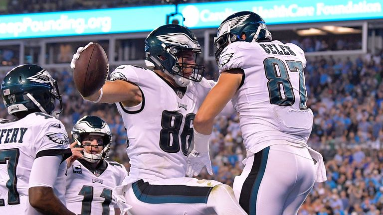 Can the No 1 seed Eagles reach the Super Bowl as the NFC representative?