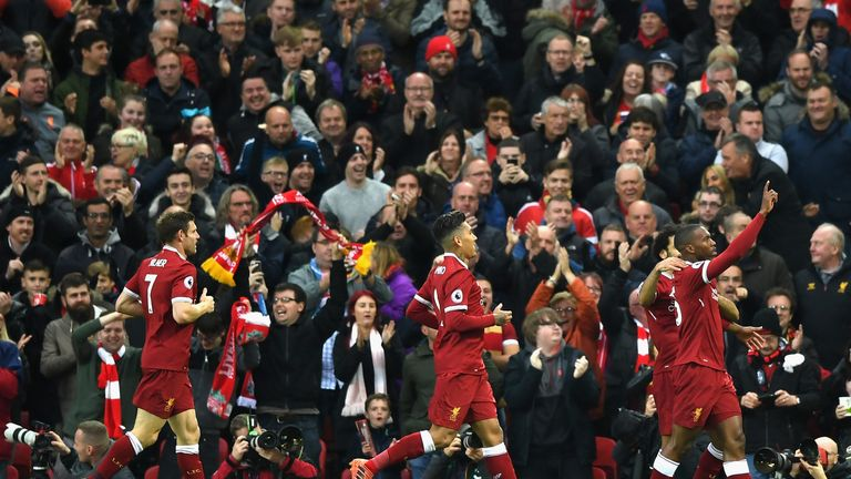 Daniel Sturridge is hoping for a regular place in Liverpool's team after scoring in the 3-0 win against Huddersfield